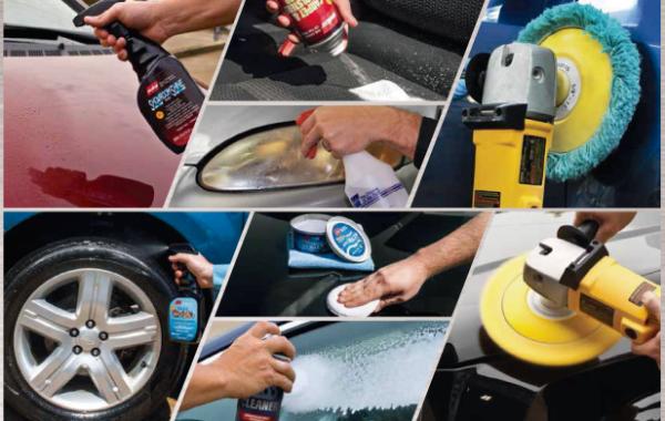 Productos limpieza y detailing Malco