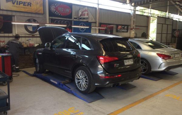 Audi SQ5 3.0T [ Cambio bomba de agua]