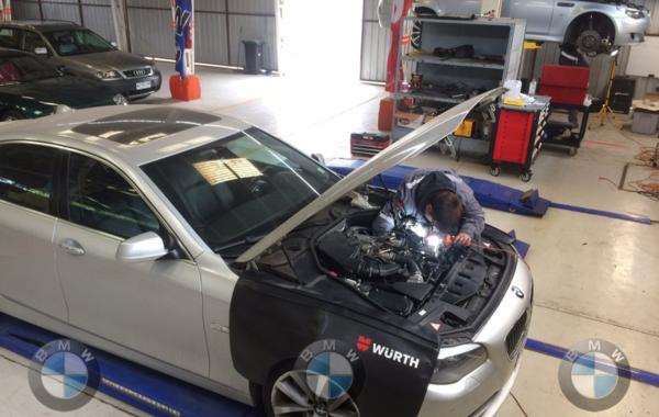 BMW / revisión desde $209.900